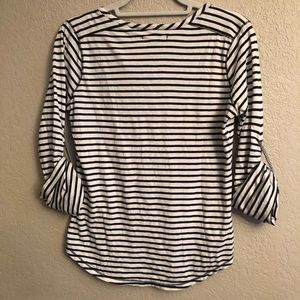 Lucky Brand Tops - 🦃B2G1 FREE LUCKY BRAND Striped Top